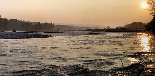 Il fiume sacro