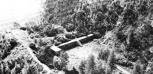 Passo Mauria - M. Miaron
