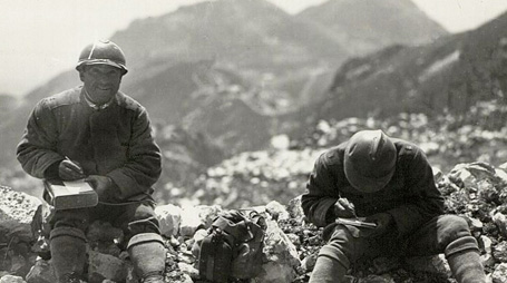 Week end sulle tracce della Grande Guerra