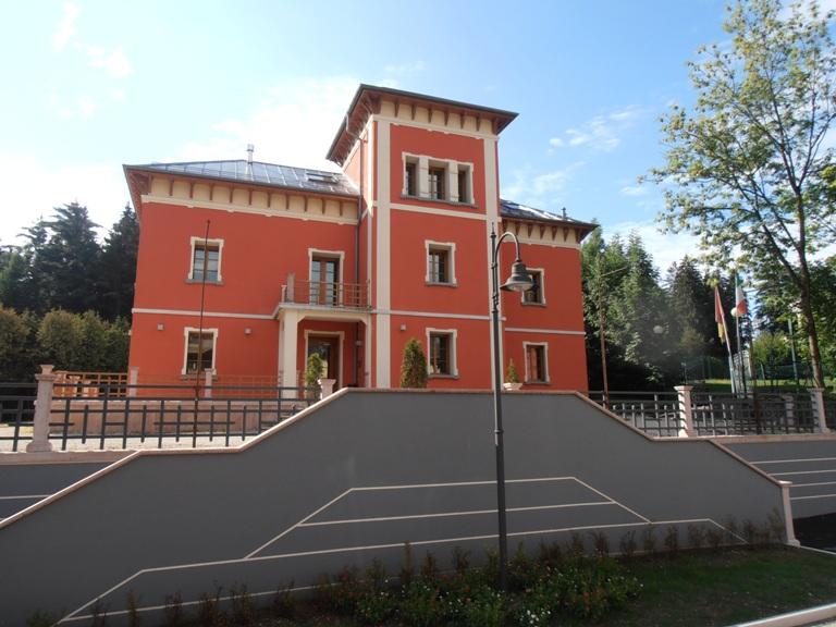 Palazzo del Turismo Millepini